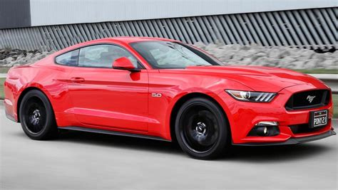 mustang gt coupe 2016 ford mustang v8 gt coupe review road test carsguide