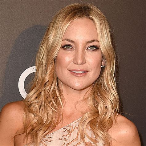 kate hudson hair extensions hair color popsugar