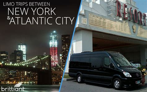 car service new york city limo service from new york to atlantic city cost and