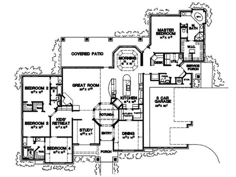 liverpool english cottage home plan 032d 0137 house plans traditional english home plans