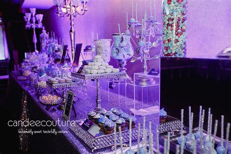 galaxy theme wedding dessert bar by candee couture dallas tx