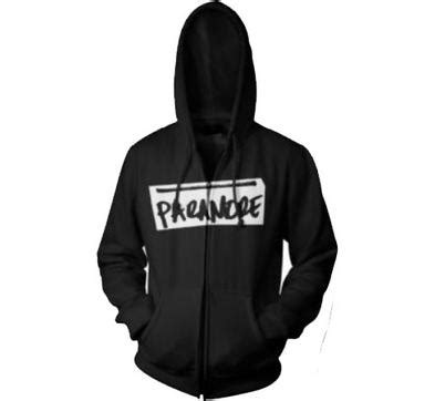official paramore hoody hoodie zip logo scribble want future all sizes