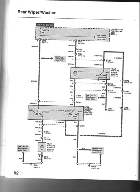 wiper motor wiring schematic wiring diagram manual