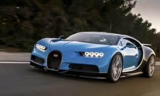 Bugatti Automatic 2016 Geneva Motor Show Bugatti Chiron Look