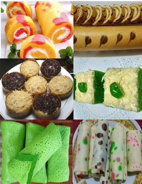 cara membuat kue kering rasa jahe resep aneka kue basah modern praktis sederhana cara