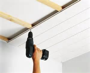 chapitre 3 la pose sur mur pose au plafond grosfillex