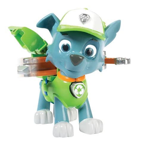 Paw Patrol Pack Pup Badge Rocky pack pup rocky paw patrol