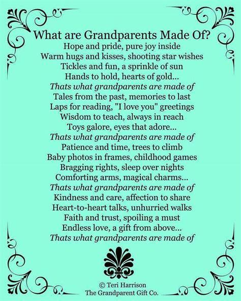 poem for grandparents best 25 grandparents day poem ideas on