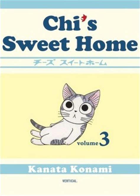 saving a forever home novel volume 3 books chi s sweet home volume 3 by kanata konami reviews