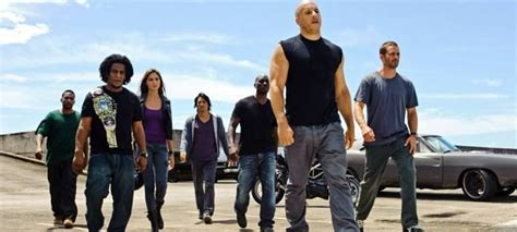 fast and furious gang paul vin and the gang fast 5 rip paul walker 1973