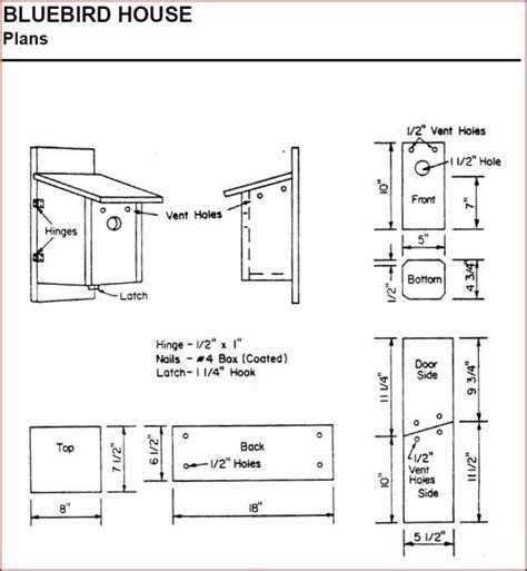 create house plans free blue bird house plans free elegant creating bluebird