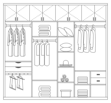 Plan Your Wardrobe by Coatroom Design Free Coatroom Design Templates