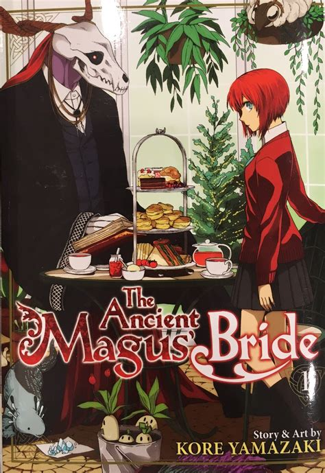 the ancient magus vol 4 the ancient magus vol 1 by kore yamazaki by