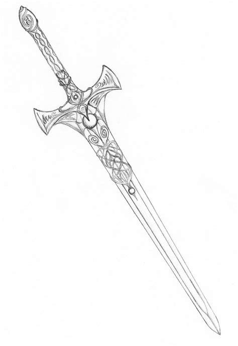 celtic sword tattoo sword is the ultimate symbol of a warrior celtic sword