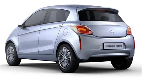 mitsubishi small car mitsubishi releases first teaser of global small car