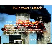 Twin Towers Attack