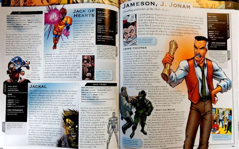 marvel encyclopedia by arsenyer on deviantart comic book cool