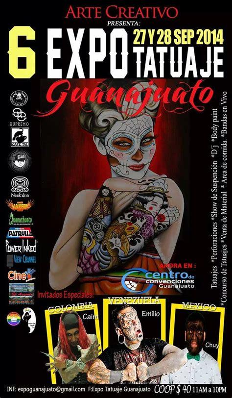 expo tattoo entradas 6 expo tatuaje guanajuato 2014 27 y 28 de septiembre