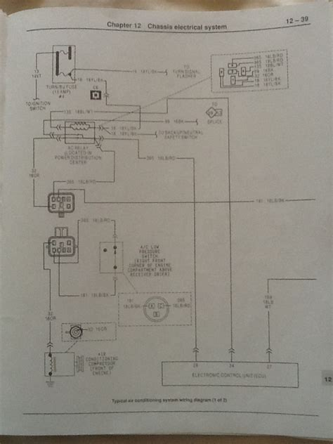 1992 jeep blower motor wiring diagram 28 images motor