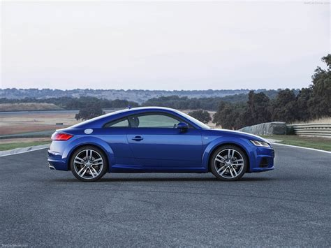 Audi Tt Coupe 2015 by Audi Tt Coupe Picture 24 Of 183 Side My 2015 1600x1200