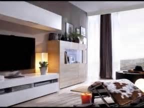 muebles de salon en colores blanco y madera
