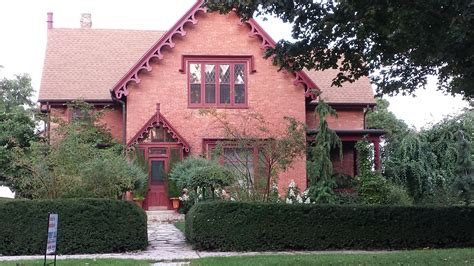 houses in wisconsin home tour in racine wisconsin gothic italian greek