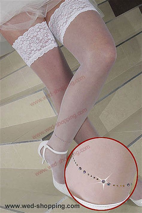 Bridal stockings   wedding accessories