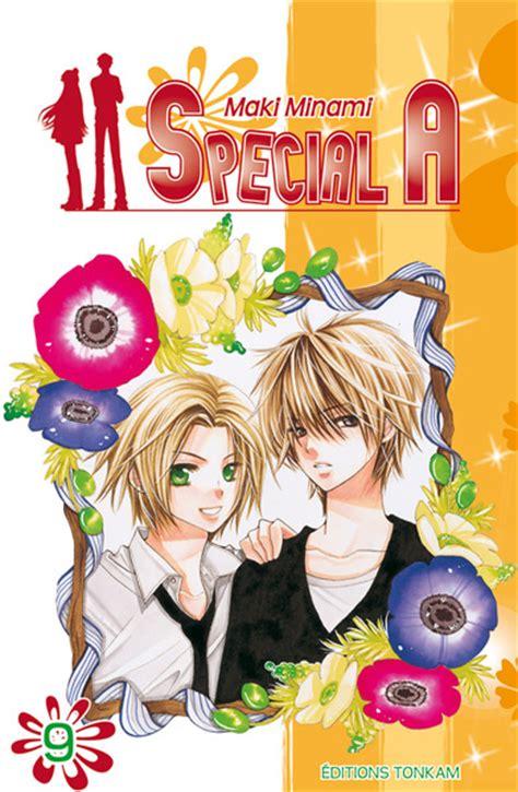 Special A Vol 9 vol 9 special a news