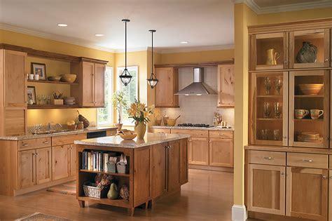 Lancaster Kitchen Cabinets Lancaster Knotty Alder Hickory Wheat Island Is Knotty Alder Chestnut Transitional