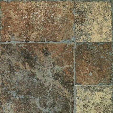 bruce aged terracotta laminate flooring 5 in x 7 in