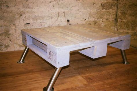 diy coffee table legs vintage pallet coffee table metal legs pallet furniture diy