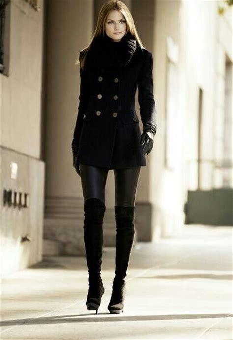 imagenes de outfits otoño invierno oto 209 o invierno fashion lo que se usa esta temporada de