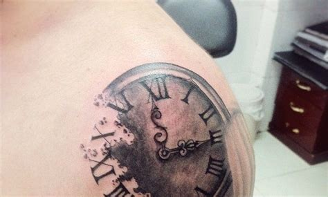 tatuagem relogio veja oque significa e como fazer fotos
