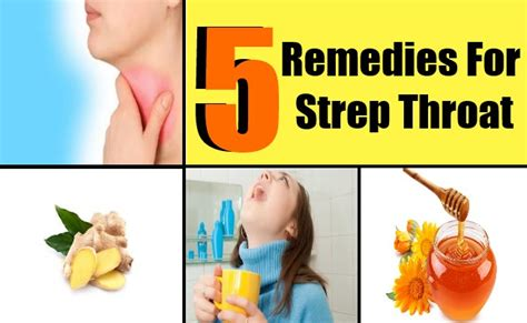 5 most effective home remedies for strep throat