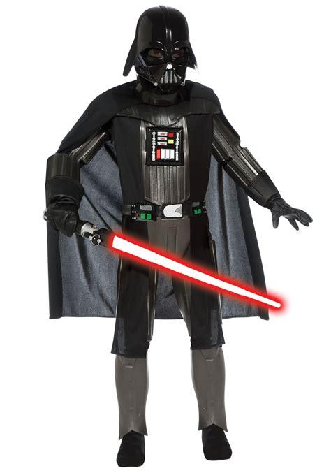 darth vader costume child deluxe darth vader costume