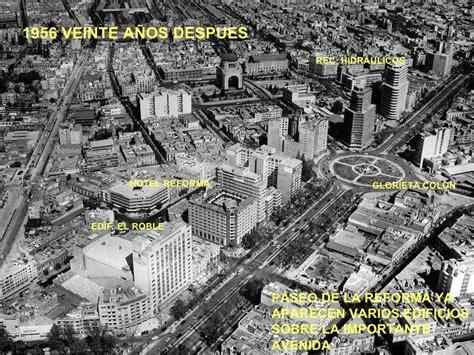 zocalo torre futura mexico ayer y futuro mexico yesterday and future