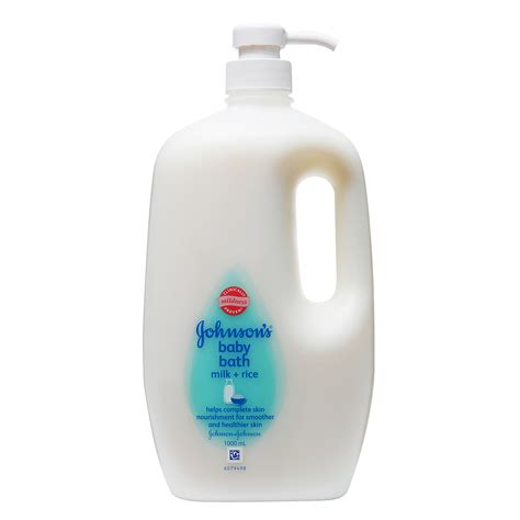 Johnson Baby Bath Milk Refill johnson s baby milk bath 0 from redmart