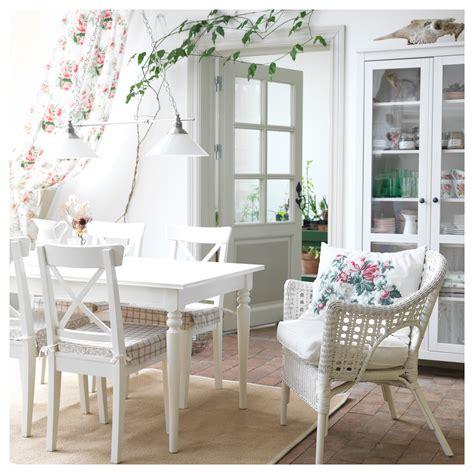 chaise ingolf ingolf chaise blanc ikea