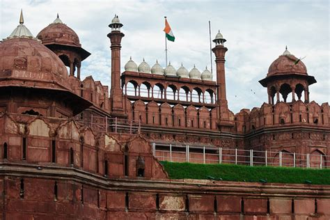 Lal Kila (Red Fort)   Flickr   Photo Sharing!