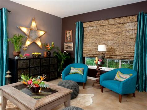 two living rooms side by side photo page hgtv