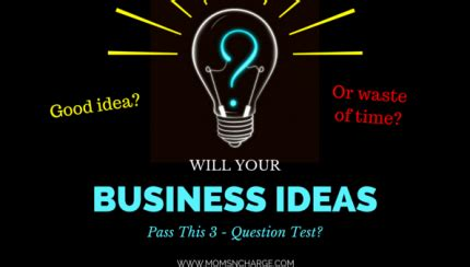the business idea merit test n charge n charge helping feel without feeling guilty