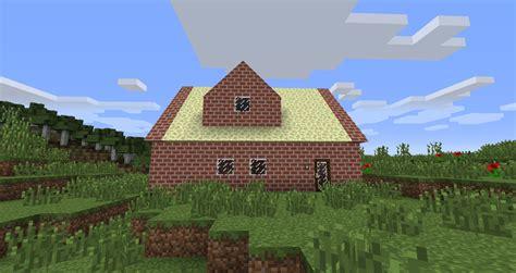 Minecraft Brick House by Beautiful Brick House Creative Mode Minecraft Java