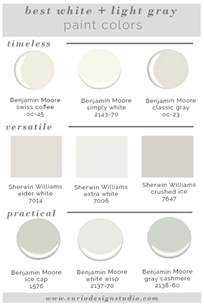 the color white within a indicates best white paint colors curio design studio