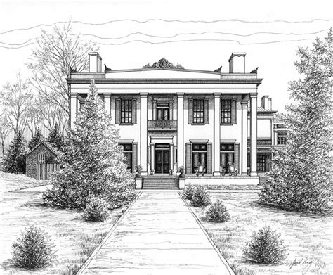 Plantation Style House Plans by Image Gallery Plantation Drawings