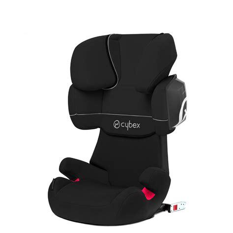 silla bebe cybex silla de coche solution x2 fix cybex opiniones