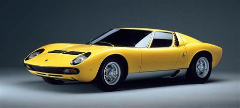 Who Was The Founder Of Lamborghini The History Of Lamborghini Ruelspot