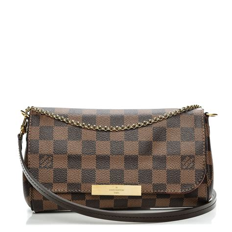 Lv Favorite Pm Ebene louis vuitton damier ebene favorite pm 201614