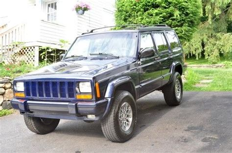 1997 Jeep Country Specs Purchase Used 1997 Jeep Country No Rust Low