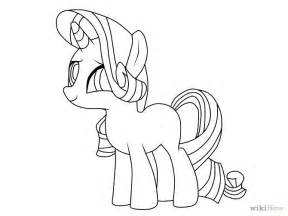 My Pony Drawing Template by Easy Drawing My Pony Search Drawing