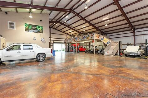 living in a garage warehouse shop ultimate man cave with living quarters